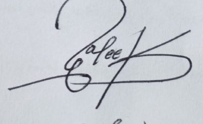 safeer Handwritten Signature