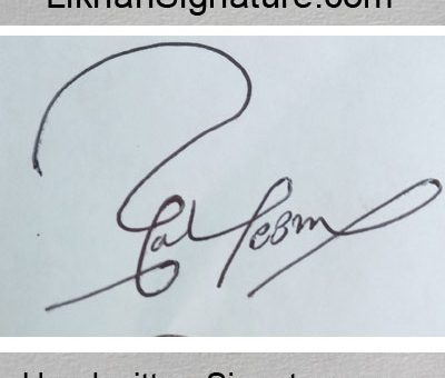 saleem cool Handwritten Signature