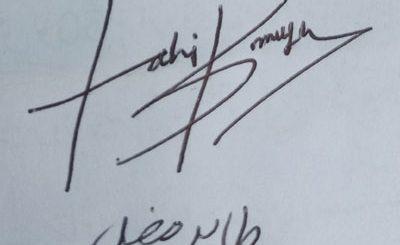 tahir-mughal Handwritten Signature