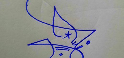 Ali Name Signature Style