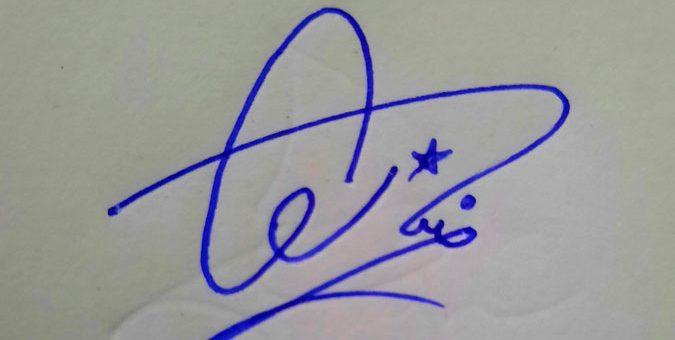 Ali Signature Style