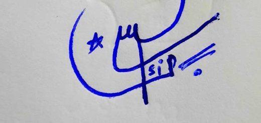 Asif Name Signature Style