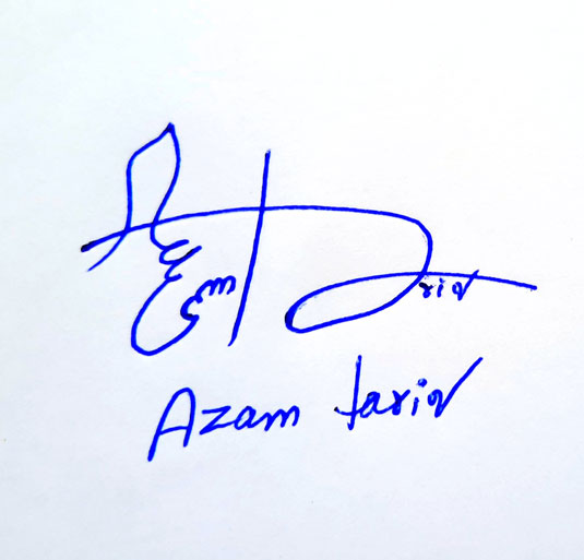 Azam Tariq Signature Styles