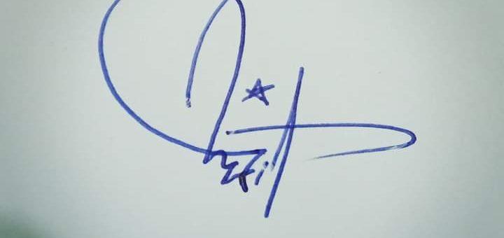 Ankit Name Signature Style