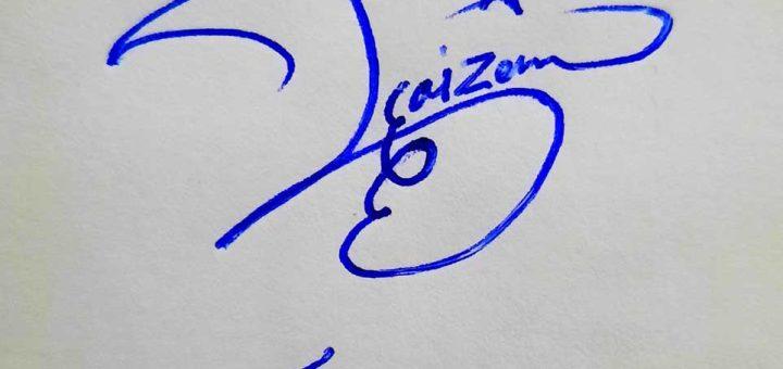 Faizan Name Signature Styles