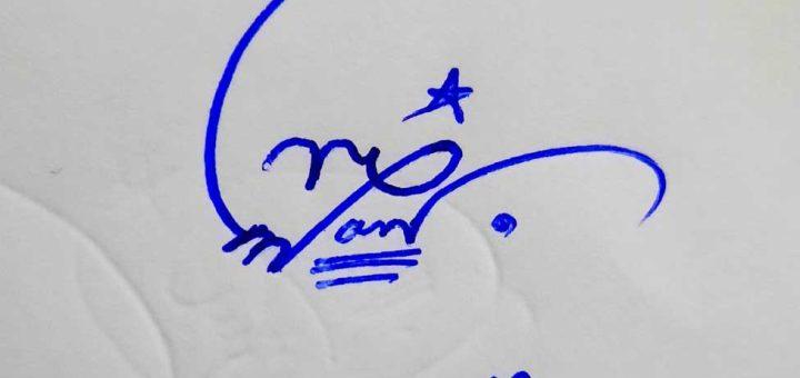 Noman Name Signature Style