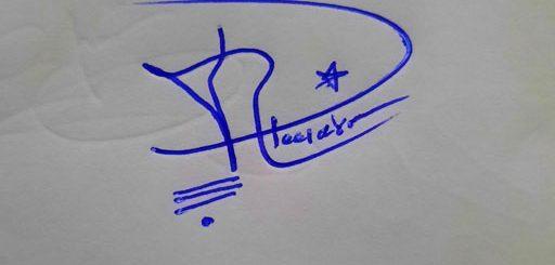 Raheel Arom Name Signature Style