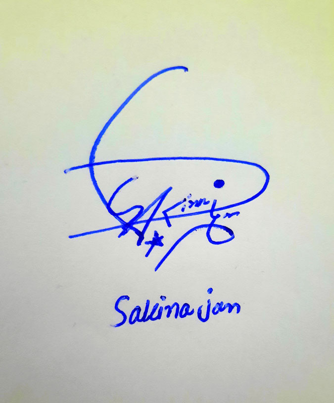Sakina Jan Name Online Signature Styles