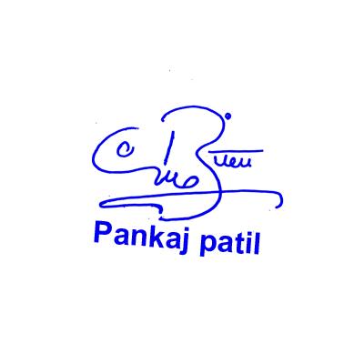 Pankaj Patil Signature Style