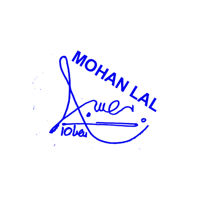Mohan Lal Signature Style