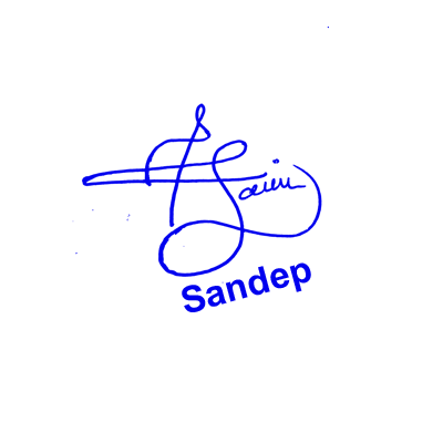 Sandep Signature Style